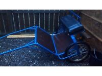 Pony cart for sale