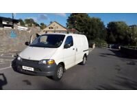 Toyota hiace - runs well, slow oil leak - 10 months MOT - £1600 ono.