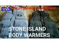 Stone island body warmers