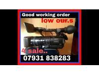 Sony z1e HDV Camcorder Camera