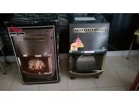BRAND NEW IN BOX VALOR CALOR FLAME GAS HEATER