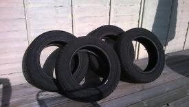 Winter tyres 185/60 R14 82T