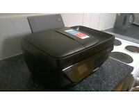 Perfect working condition printer with All In One features. Includes 2 brand new ink cartridges.