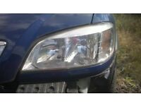 Vauxhall Zafira 2.0L DTI (2004 N/S Headlight - IN VERY GOOD USED CONDITION!