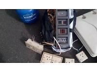 campervan ,power supply/zig unit,