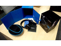 SMS AUDIO - SYNC BY 50 - WIRELESS ON HEAR HEADPHONES - ALMOST NEW
