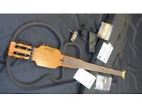 Aria Sinsonido travel bass guitar