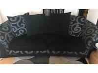 FREE 2 + 3 seater sofas