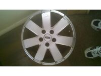 Ford Galaxy Alloy Wheel
