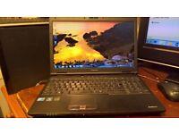 WORKING LAPTOP PC: Toshiba Satellite Pro model S500-10E