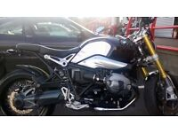2015 BMW R NINET , ONE OWNER WITH ONLT 1566 MILES