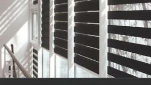 BEST PRICE WINDOW COVERING, ZEBRA BLINDS, ROLLER SHADES, VERTICAL, ALUMINIUM,  EUROPEAN QUALITY, ON SALE NOW