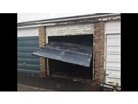 USED GARAGE DOORS SUPPLIED AND FITTED