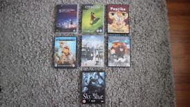 Anime DVD Bundle