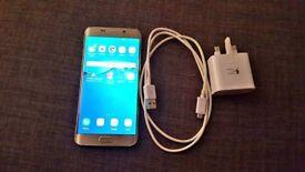 Samsung galaxy s6 Edge Plus in pristine condition