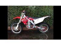Honda CRF450 MINT