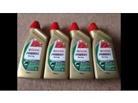 Castrol Power 1 racing 4x 1L