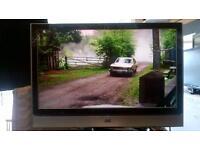 J V C Tv + Remote 38in