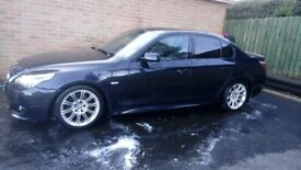BMW 520 D M SPORT