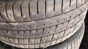 $150 for 2 Tire RFT MOE 275 35R20 Pirelli PZero Call 905 673 2828 Add ID 8524 Size : 275 35 R21 275/35R21