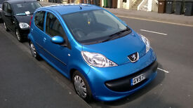 Well Loved Very Low Mileage Peugeot 107 Not To Be Missed!