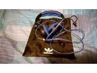sennhiser hd25 addidas originals edition headphones
