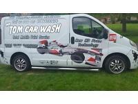 Mr Tom Mobile Car Wash