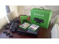 Xbox One - Used Boxed £250