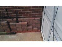 Paving brick block