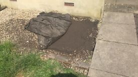 free garden pebbles stones