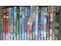 21 Mixed Children's DVD's Disney/Dreamworks etc