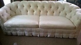 Sofa, Custom Made