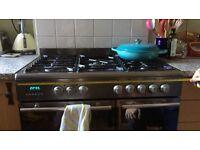 Baumatic Range Cooker - broken element