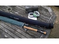 GREYS FLY ROD AND REEL