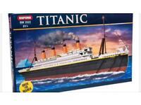 Lego compatible Titanic (Oxford bricks)