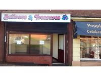 Shop To Let On Whitworth Road