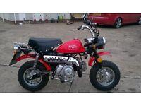 monkey bike 50cc