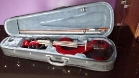 Silent Electric 4/4 Violin