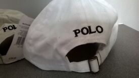 Polo Hats, New with tags, 2 colours available,
