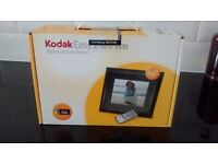 "KODAK Digital Photoframe 5"" Display - never used"