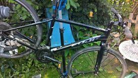 fuji one.7 hybrid road bike