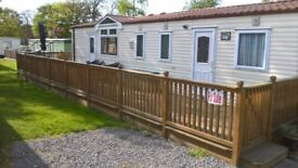 Willerby Lyndhurst Static Caravan for sale ,sited at Powys LD44BH
