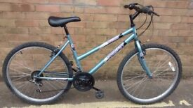 LADIES TERRAIN MOUNTAIN BIKE