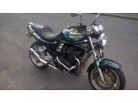 SUZUKI BANDIT 1200 MARK 1 YEAR 1999 CLEAN & TIDY