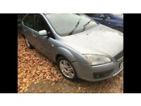 2005 Ford Focus 1.6 tdci ghia runs and drives with mot