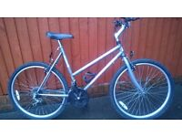 Excel Millennium Ladies Mountain Bike..Good Budget Bike for the taller lady ..£53.00.. Great Choice