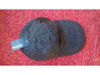 Beechfield Waxed low profile cap. Waterproof. New with tags.