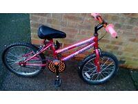 "universal rock chick bike 18"" wheels"
