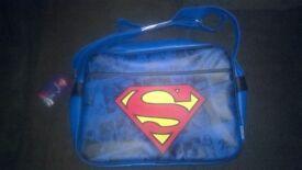Superman Retro Messenger Shoulder bag