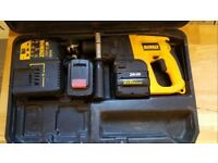 DeWalt Cordless Drill 24v with 2 Batteries